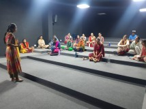 Session conducted by Anjali Ma�am on Time Management