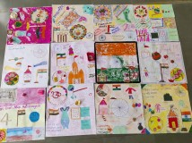 Festival Mosaic Competition