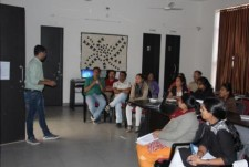 Teachers' Training on Gamification of Learning & Making Young Minds Read