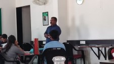 Session conducted by Jaya Sir on Linguistic Learnings Day-1