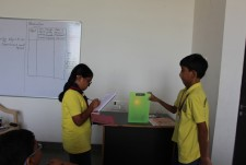 Science Activity-To Classify objects as transparent,translucent and opaque