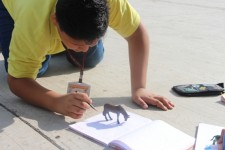 Science Activity-To understand formation of shadow by opaque objects