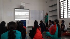 Motivational Session for Mentors By Kajari Ma'am
