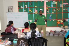 Awareness program(lecture) of Robin Hood Army